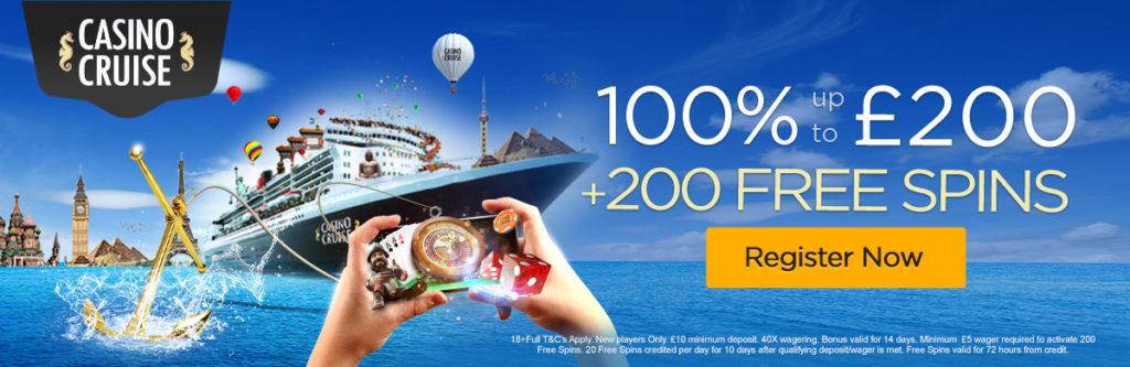casino cruise casino bonus