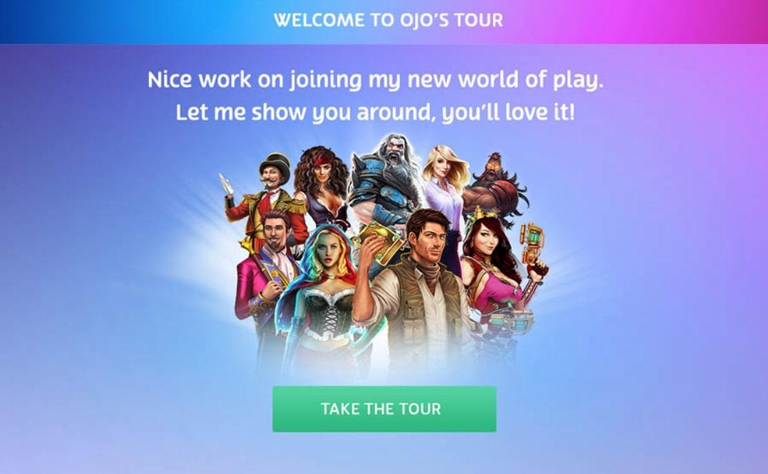 PlayOJO Tour