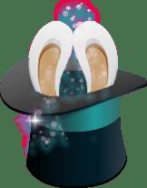 slots magic hat
