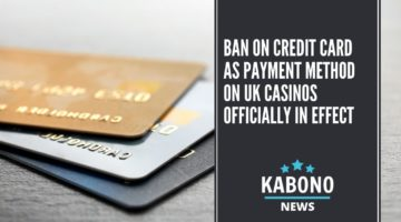 Ban on Credit Card as Payment Method on UK Casinos Officially in Effect