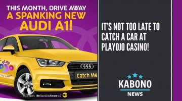 Playojo catch a car