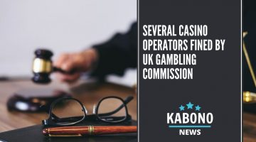 Several casino operators fined by UK Gambling Commission