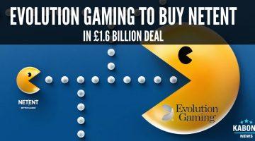 Evolution Gaming to buy NetEnt