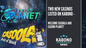 new casinos - casino planet and casoola