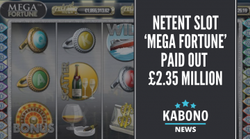 Mega Fortune 2.35 million