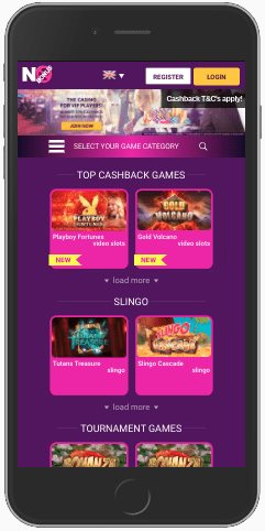 no bonus mobile casino