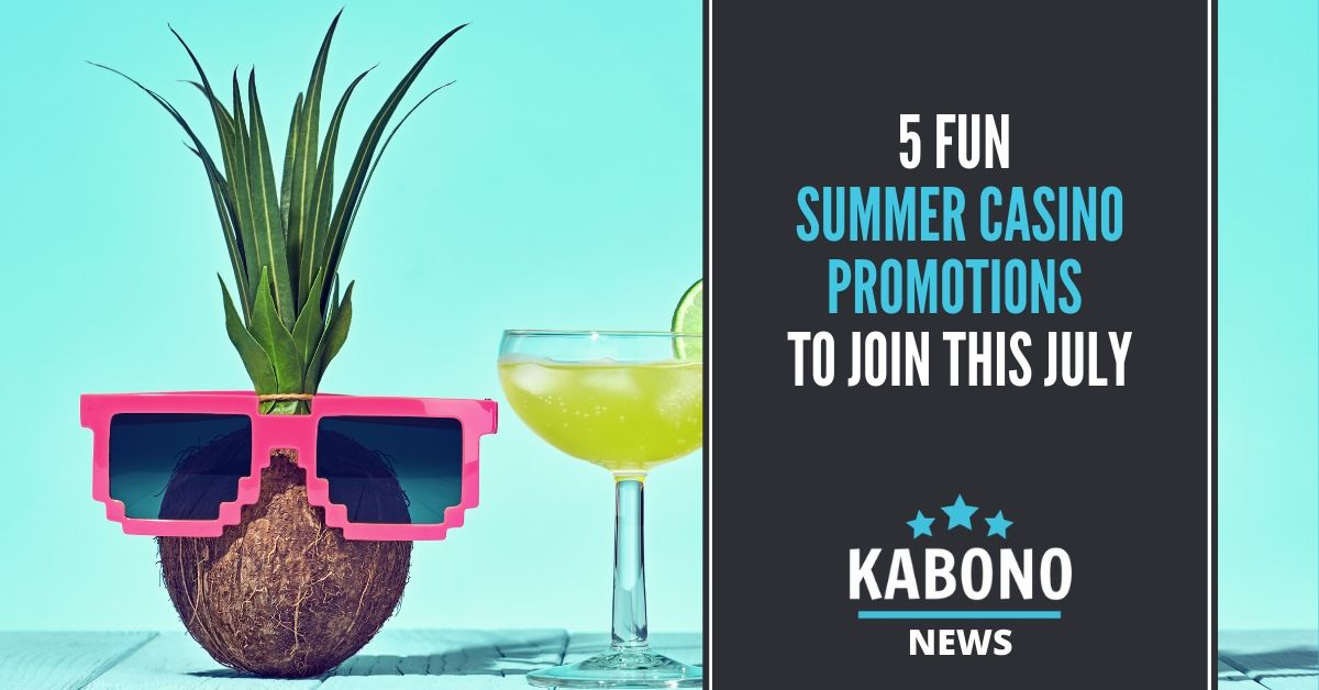 summer casino promotions