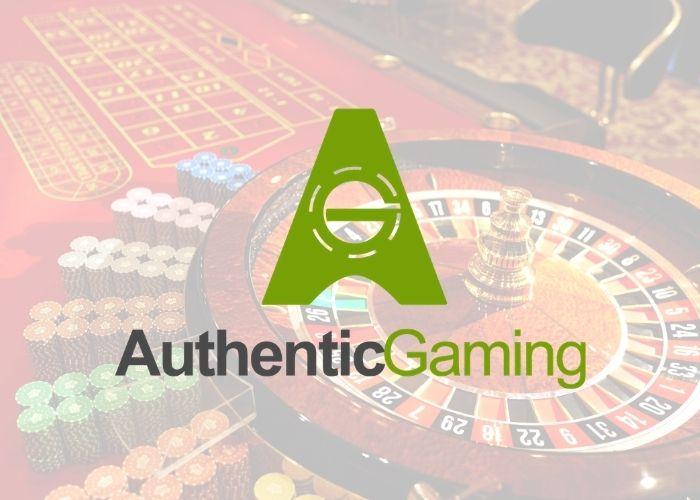 Authentic gaming live casino