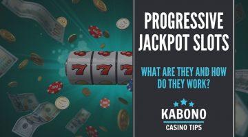 Progressive Jackpot Slots Header