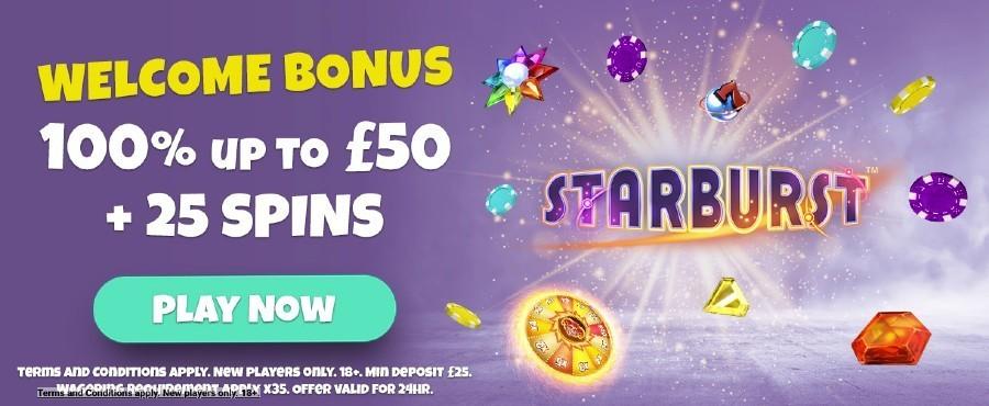Spinshake casino welcome bonus