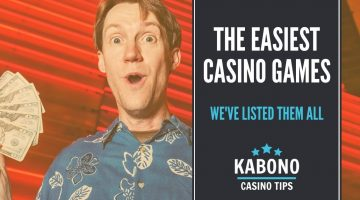 The easiest casino games