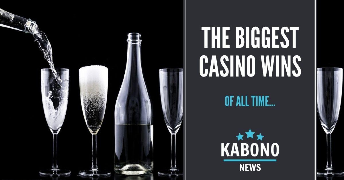 Biggest Casino Wins banner