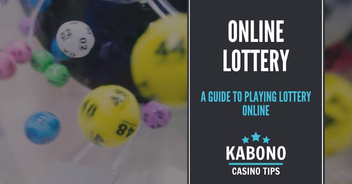 Lotteries Online