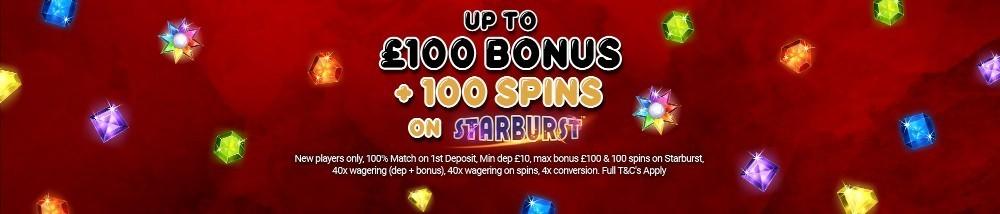 Plush Casino Welcome Bonus