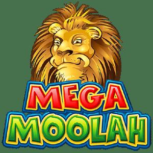 Mega Moolah £10 deposit slot