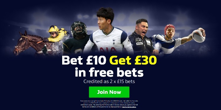 William Hill Sport Welcome Bonus