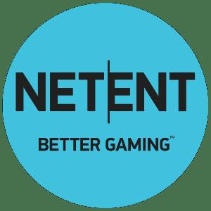 Round Netent Logo