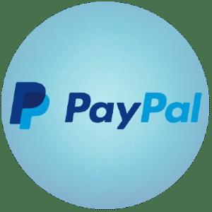 Round Paypal Logo