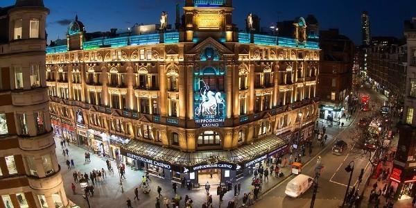 Hippodrome Casino in London