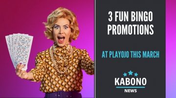 3 Fun Bingo Promotions