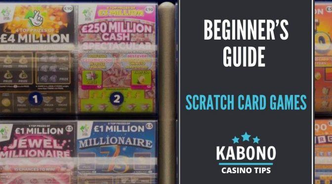 Scratch Card Games