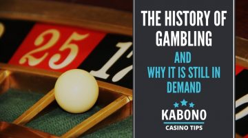 The History of Gambling Featured Image