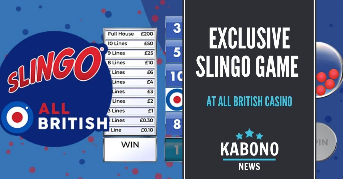 All British Slingo