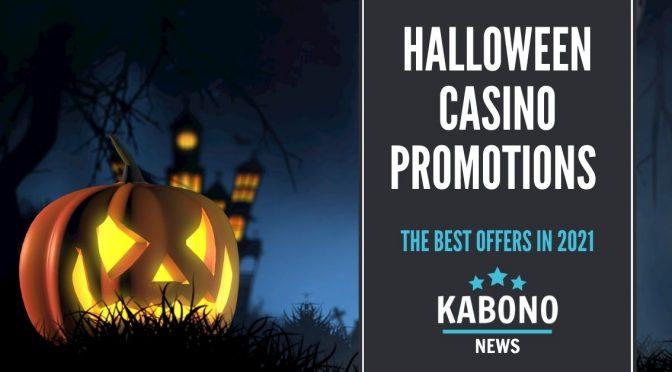 Artwork: Halloween promotions 2021