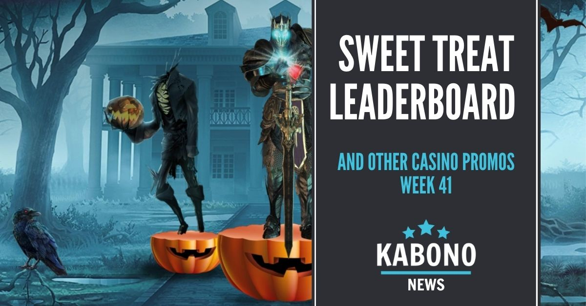 Artwork for casino promotions week 41